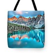 Landscapes 31 Tote Bag