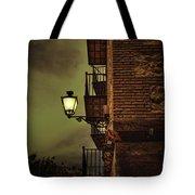 Lantern Tote Bag by Juan Contreras