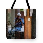Latin Ensued Tote Bag