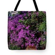 Lavender River Tote Bag