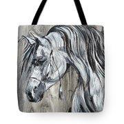 Lazy Stallion Tote Bag