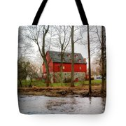 Lee's Merchant Mill Tote Bag