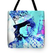 Legendary Aerosmith Watercolor Tote Bag