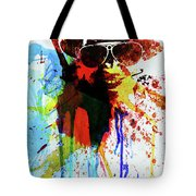 Legendary Fear And Loathing Watercolor Tote Bag