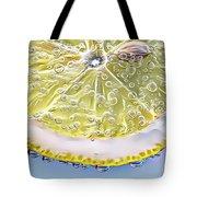 Lemon Slice Tote Bag