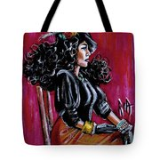 Let Me Be Your Pupil Tote Bag