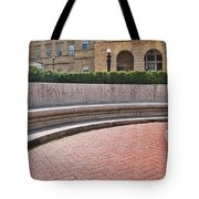 Let Us Have Faith - Madison - Wisconsin Tote Bag