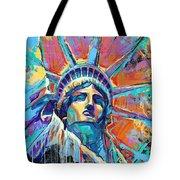 Liberty In Color Tote Bag
