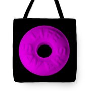 Life Savers Grape Tote Bag