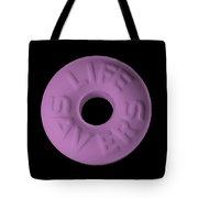 Life Savers Pink Lemonade Tote Bag