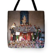 Light A Candle For Me Tote Bag by Mary Lee Dereske