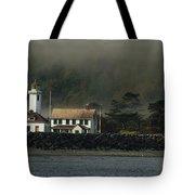 Lighthouse - Port Wilson Tote Bag