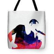 Linkin Park Watercolor Tote Bag