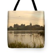 Linlithgow Palace At Dusk Tote Bag