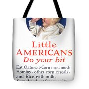 Little Americans Do Your Bit Tote Bag
