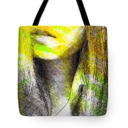 Little China Girl Tote Bag