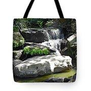 Little Waterfall. Tote Bag
