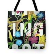 Living Art Tote Bag