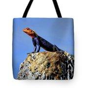 Lizard Lips Tote Bag