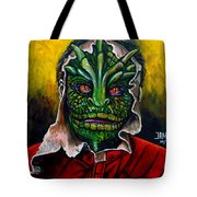 Lizzard V Tv Series  Tote Bag