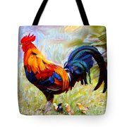 Local Chickens Tote Bag