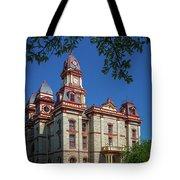 Lockhart Courthouse Tote Bag