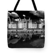 Loire Castle, Chateau De Chambord Tote Bag