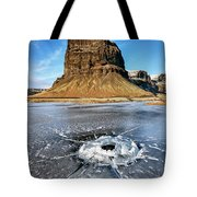 Lomagnupur Mountain Iceland Tote Bag
