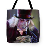 Lon Chaney In London After Midnight Tote Bag