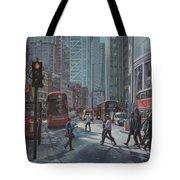 London Bishopsgate Tote Bag