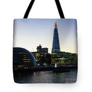 London South Bank 1 Tote Bag
