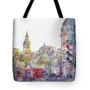 London Street 1 Tote Bag