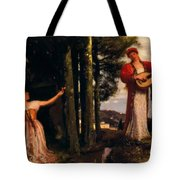 Look Any Laughs To The Plains Tote Bag