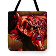 Lord Of Darkness Tote Bag