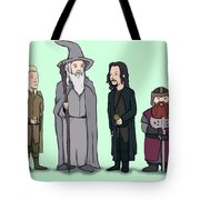 Lord Of The Hill Tote Bag