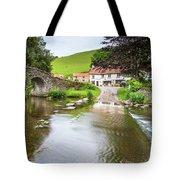 Lorna Doone Farm Tote Bag