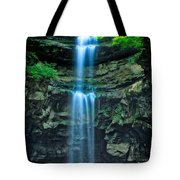 Lost Creek Falls Tote Bag