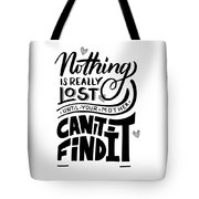 Lost Until Mom Cant Find It Funny Humor Gift Or Present For Wife Tote Bag