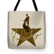 Louis Armstrong - Signature Tote Bag