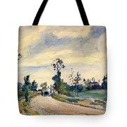 Louveciennes, Road Of Saint-germain - Digital Remastered Edition Tote Bag