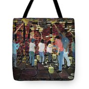 Love Is Stronger Than Hate Tote Bag