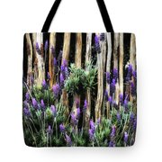 Love Of Lavender Tote Bag