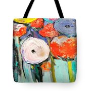 Love Of Poppies Tote Bag