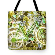 Love Of The Chase Tote Bag