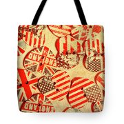Love Of The Heartland Tote Bag