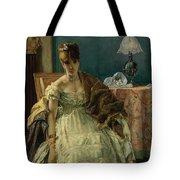 Lovelorn, 19th Century Tote Bag