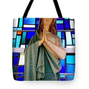 Lovely Mary Tote Bag