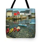 Low Tide At Blue Rocks 01 Tote Bag