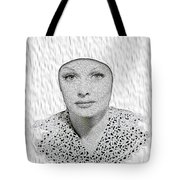 Lucille Ball 2a Tote Bag