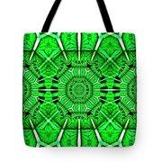 Art Deco Lucky Charms Tote Bag